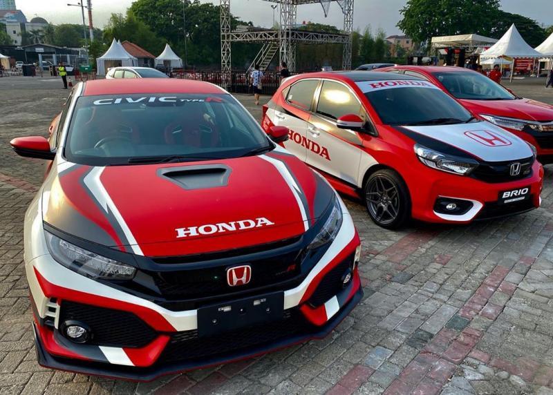 Honda Racing Indonsia sudah siapkan 3 mobil untuk musim balap ISSOM 2020