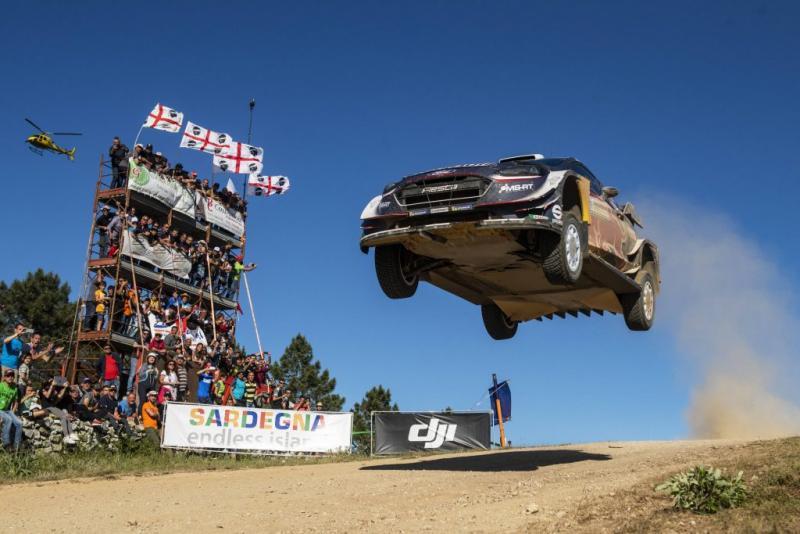 Rally Italia yang juga dikenal dengan nama Sardegna Rally, gagal dihelat musim ini. (Foto: ctionsportsconnection)