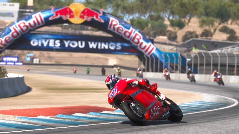 Balap virtual yang ogah dilakoni Valentino Rossi. (Foto: playstation)