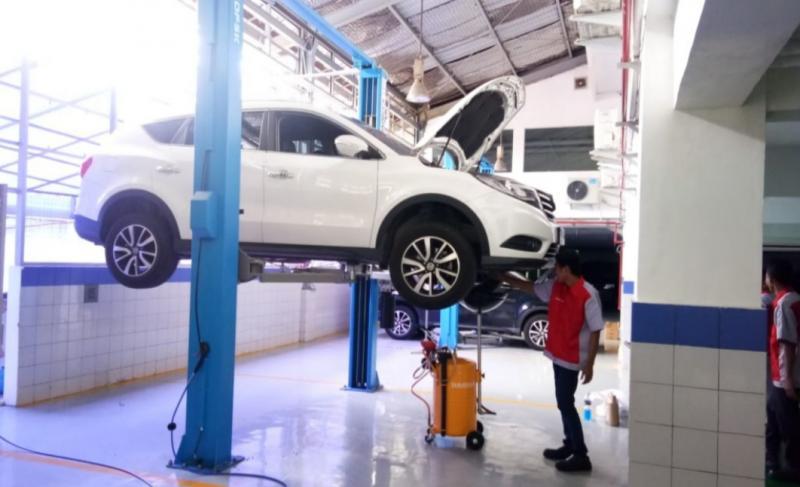 Program ini berlaku di seluruh jaringan dealer DFSK Indonesia dan mencakup seluruh kendaraan-kendaraan yang dihadirkan mulai dari DFSK Glory 580, DFSK Glory 560, dan DFSK Super Cab.