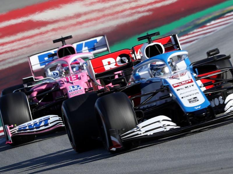 Williams dan Racing Point, dua tim Inggris yang butuh penyelamatan finansial. (Foto: planetf1)