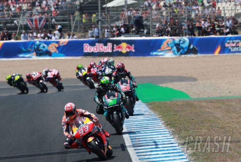 GP Spanyol di Sirkuit Jerez, kali kelima event MotoGP 2020 dikalahkan Covid-19. (Foto: crash)