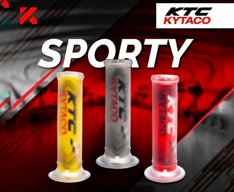 KTC Kytaco Tawarkan Handgrip Sporty Dengan Harga Bersahabat
