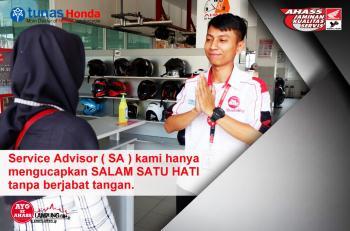 Edan! Dukung Tenaga Medis Lampung, TDM Patok Harga Jasa Servis Murah Meriah
