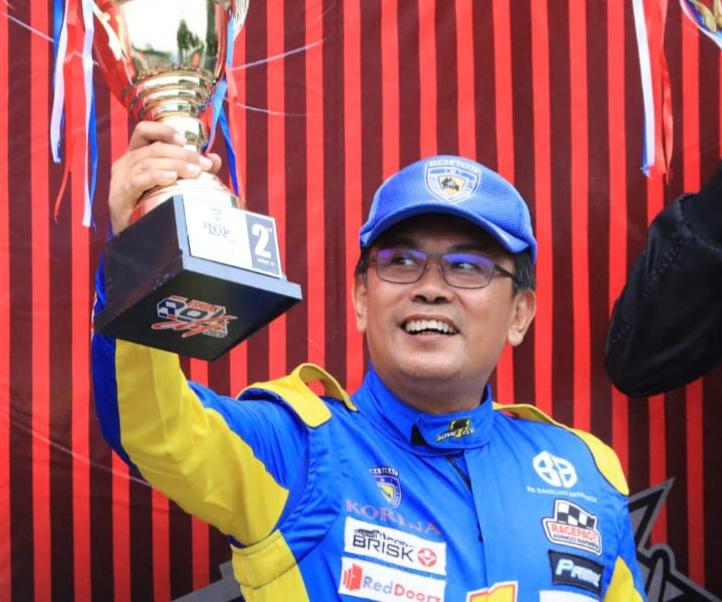 Fredi Rostiawan, pembalap senior dan serbabisa masuk bursa Ketum IMI Jabar