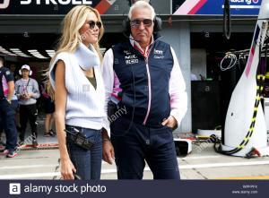 Lawrence Stroll, figur baru yang mulai tanam pengaruh di lintasan balap F1.(Foto: alamy)