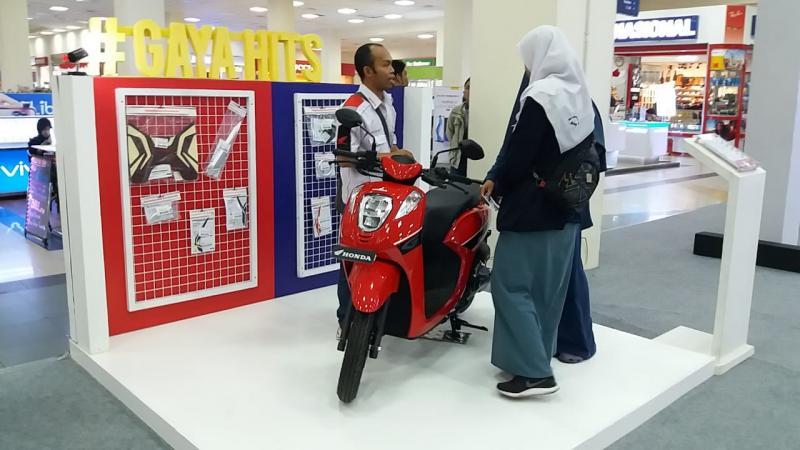 Hore MPM Gelar Promo, Beli Honda Genio Dapat Segudang Hadiah