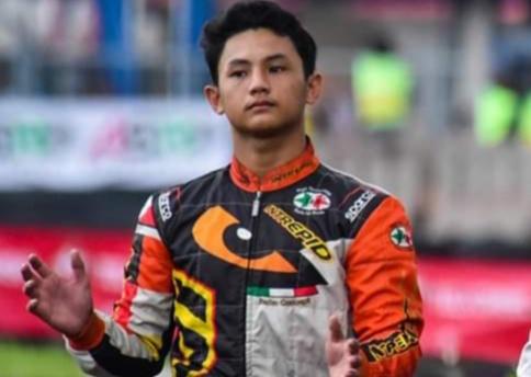 Diptya Oktadewa Ichwan, raja kelas Shifter Indonesia