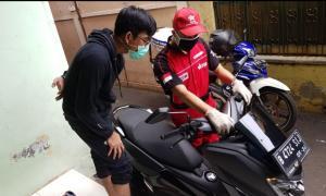 Service kunjung Yamaha, solusi tangkas virus Corona untuk pelanggan setia Yamaha