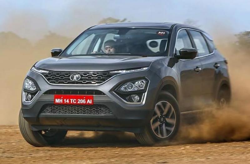 Mulai dari tampilan fascia depan yang agak condong ke desain SUV Eropa. (Autocar India)