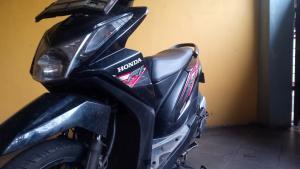 Perawatan Motor Honda (photo: hf)