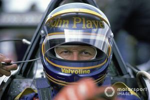 Ronnie Peterson (Swedia/Lotus Ford) yang tewas di GP Italia, Sirkuit Monza, pada musim 1978. (Foto: motorsport)