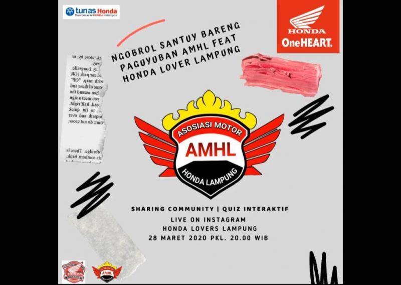 Emejing, TDM Bersama AMHL Inisasi Kopdar Via Online