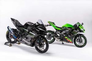Rencananya, model terbaru dalam seri supersport Ninja ZX Kawasaki ini akan mulai ditawarkan untuk balap one-make race di Jepang pada musim gugur mendatang.