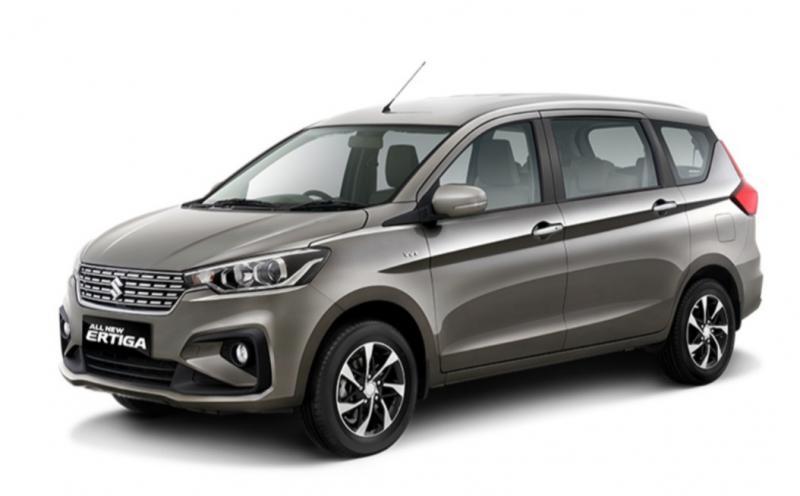 All New Suzuki Ertiga tetap ready di dealer meski pabrik akan berhenti produksi selama 2 minggu