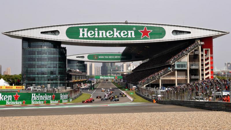 GP China di Shanghai, di-reschedule mendekati seri Singaoura dan Jepang? (Foto: theweek)