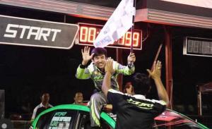 Adrian Septianto, berobsesi bisa mencetak treble winner tahun ini