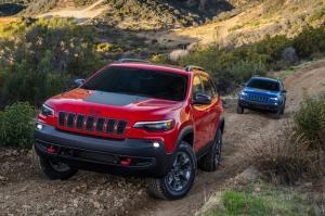 All New Jeep Cherokee diprediksi akan dilahap oleh konsumen baru ketimbang user lama. (Foto : ist)