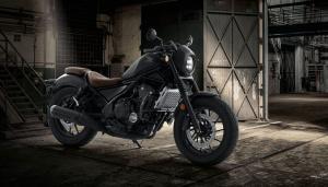 Honda Rebel 500 Bobber Supreme Edition Resmi Mengaspal di Thailand, Unit Terbatas