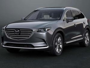 PT Eurokars Motor Indonesia meluncurkan New Mazda CX-9 dalam bentuk video produk di sejumlah media sosial (medsos) resmi Mazda Indonesia (3/4/2020). (EMI)
