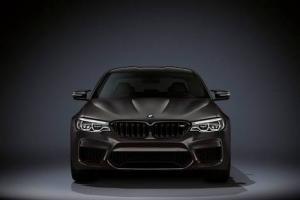 BMW M5 Edisi 35 Tahun diproduksi sangat terbatas hanya 350 unit di seluruh dunia
