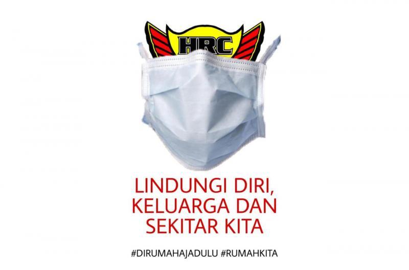 Hentikan Kegiatan Sementara, HRC Jakarta Kopdar Online