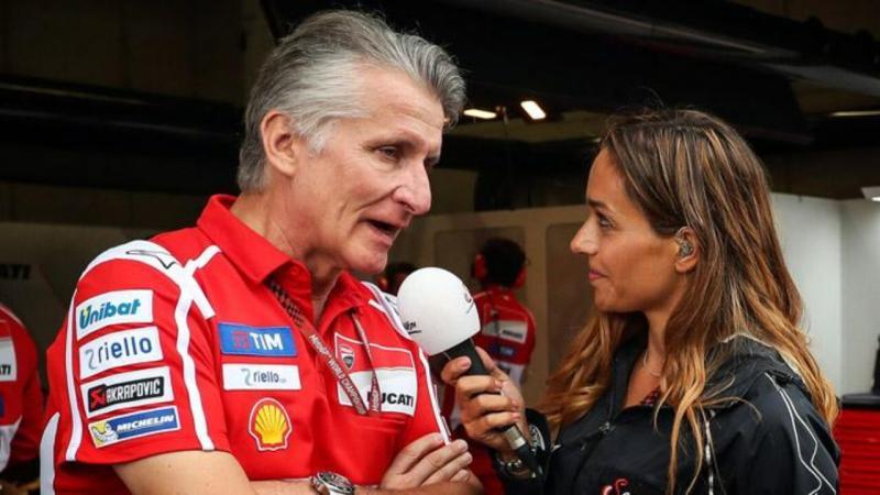 Paolo Ciabatti (Italia), Direktur Sport Ducati Corse. (Foto: motorinews24)