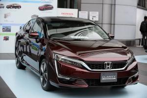 Mobil listrik Honda akan gunakan platform dan baterai dari GM