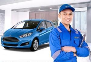 konsumen Ford bisa tetap nyaman berada dirumah dan cukup menghubungi nomor telpon yang tersedia, Tim Ford Home Service siap hadir untuk servis kendaraan ke rumah konsumen. (RMA)