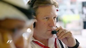 CEO McLaren Zak Brown, kegelisahan masa depan F1. (Foto: formulaone)