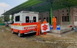 Wujudnya dengan menurunkan tim untuk melakukan donasi dan penyemprotan disinfektan sejak 22 Maret 2020 hingga hari ini (7/4/2020). (ist)