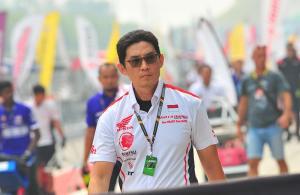 Hadapi Situasi Pandemi, Honda Himbau Pembalap AHRT Selalu Waspada & Update
