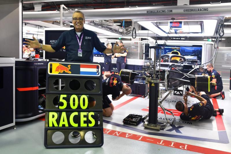 Olav Mol, komentator F1 asal Belanda. (Foto: formule1)