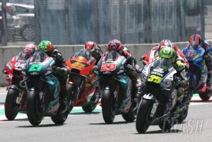 MotoGP 2020, memburu 10 putaran dari 20 jadwal pun belum tentu. (Foto: crash)