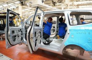 Kondisi ini juga memaksa pabrik-pabrik mobil nasional untuk menghentikan sementara produksinya. (ist)