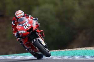 Andrea Dovizioso (Ducati), aman untuk musim 2021-2022. (Foto: autosport)