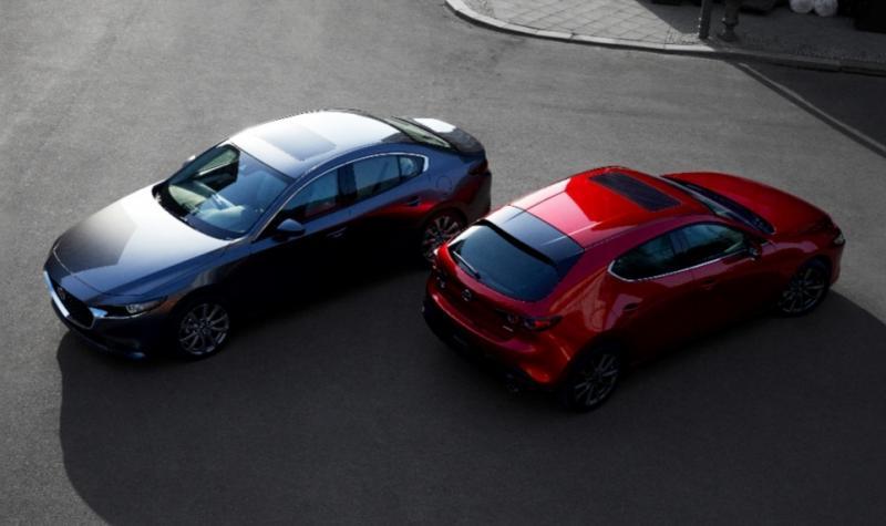 Mengadopsi filosofi desain Kodo, Mazda3 dinobatkan sebagai Desain Mobil Dunia 2020.