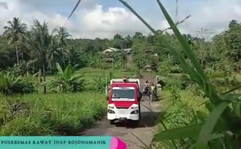 AMMDes digunakan untuk pencegahan di Puskesmas Lebak, Banten