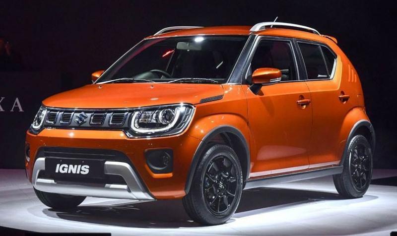 Suzuki New Ignis, ditawarkan dengan harga Rp 171 juta