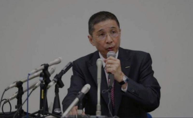 Hiroto Saigawa, CEO Nissan Motor Corporation Limited turunkan target penjualan hingga 1 juta unit