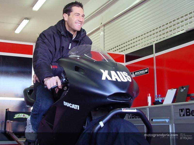 Ruben Xaus, Manajer Tim Avintia Ducati. (Foto: motograndprix)