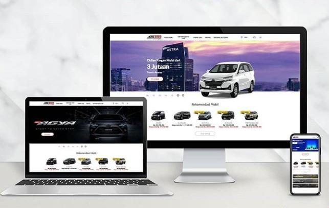 Sangat mudah dan nyaman, AutoFamily cukup memilih jenis dan tipe mobil Toyota yang mau dibeli.
