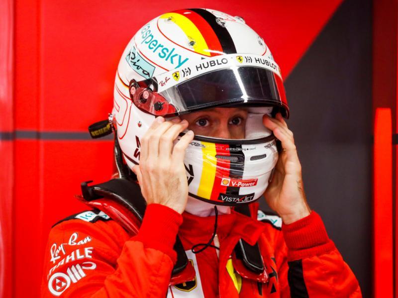 Sebastian Vettel, out dari Ferrari dengan kerugian besar buat pemegang saham F1. (Foto: planetf1)