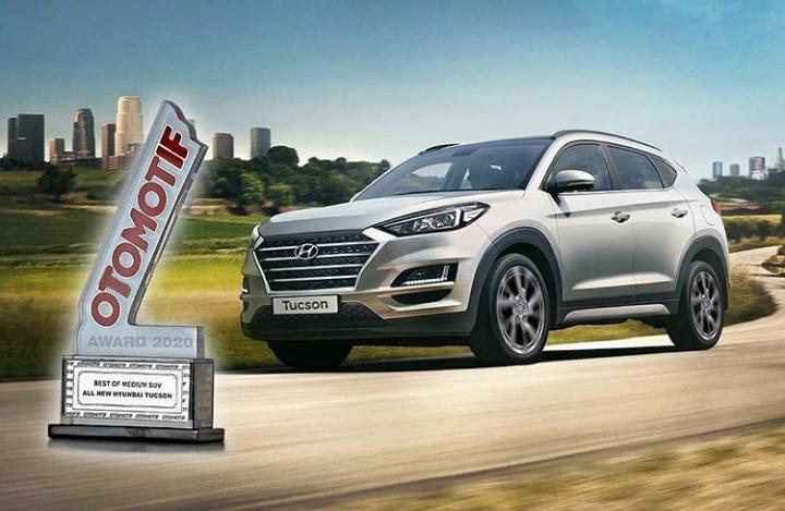Ajang OTOMOTIF Award 2020 ini sekaligus menjadi eksistensi New Hyundai Tucson dalam mempertahankan mahkota penghargaan di kategori Best Medium SUV selama empat tahun berturut-turut sejak tahun 2017. Wow! (hyundaiid)