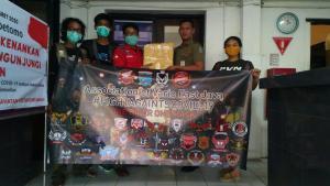 Cegah Dan Lawan Covid Meluas, Avast Java Sumbang Hand Sanitizer Ke RS Dr Soetomo Surabaya