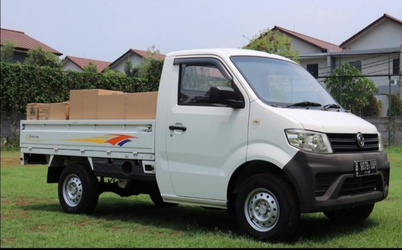 DFSK Super Cab menjadi salah satu andalan penjualan DFSK Indonesia