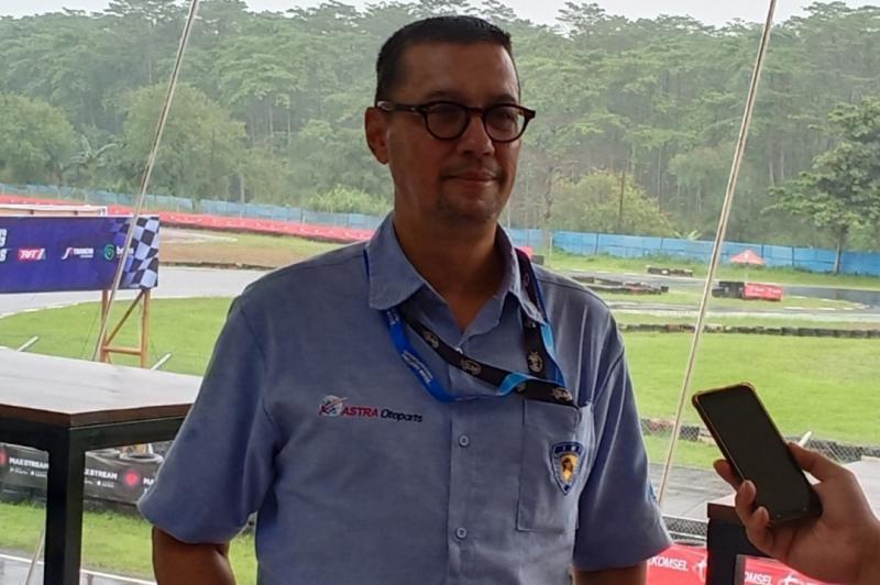 Anthony Sarwono, navigator senior Indonesia gagal berlaga di Rally Muara Bungo dan Danau Toba akibat wabah covid-19. (foto : bs)