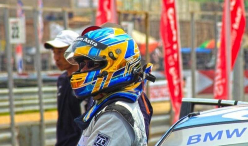 Gerry Nasution, pembalap BMW Team Astra setuju durasi balap hingga awal 2021
