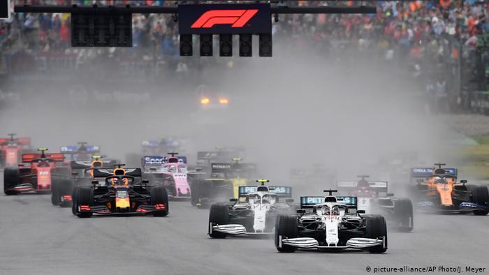 Suntikan dana Rp 2 T lebih agar gelegar F1 terjaga. (Foto: dw)