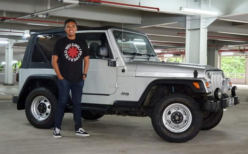 Julian Johan alias Jeje, siap donasikan pendapatan dari Youtube untuk bantu sesama